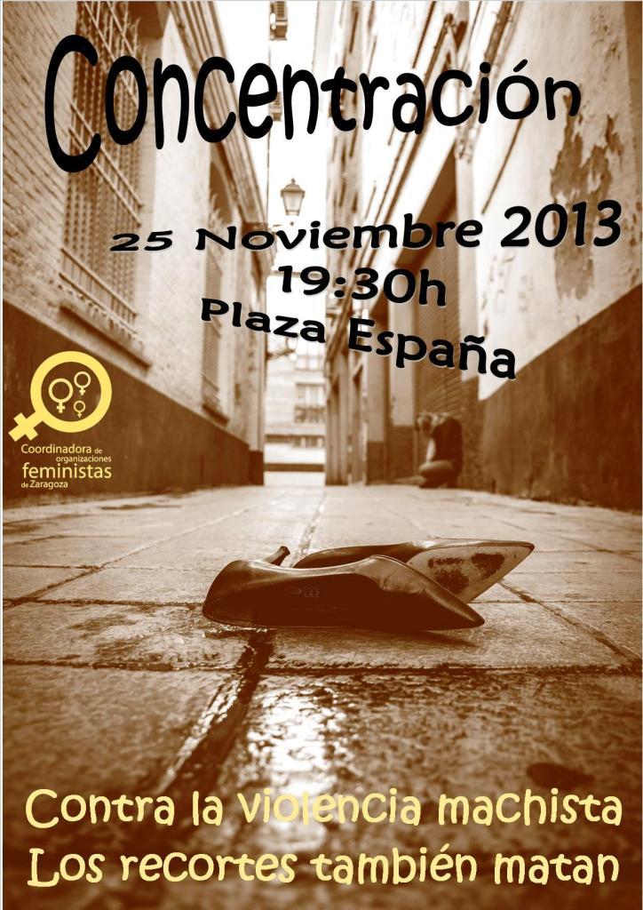 cartel 25n 2013
