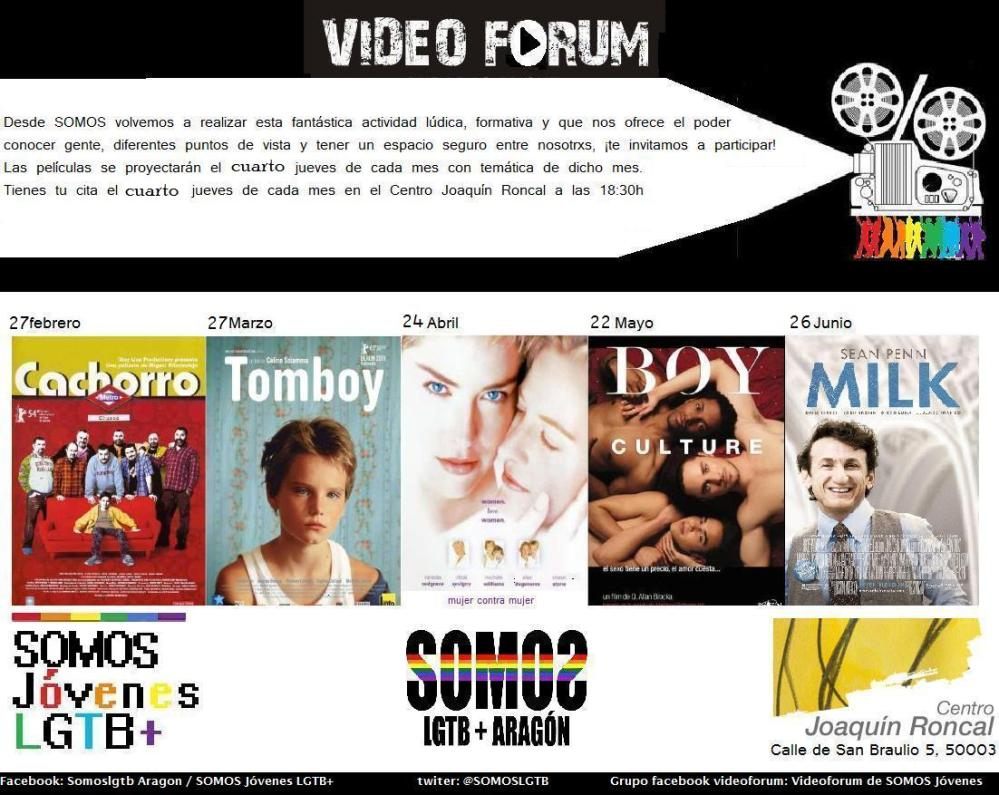 cartel videoforum