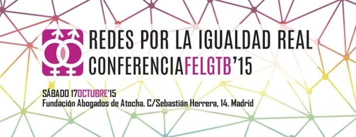 Conferencia FELGTB: Encuentro, formación ynetworking