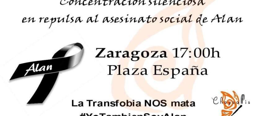 Un menor transexual de 17 años se suicida por el acoso escolar enBarcelona