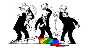 El Informe Delitos de Odio 2015 muestra la punta del iceberg de las agresiones porLGTBfobia