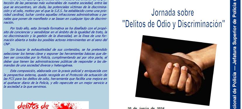 """Z-Orgullo'16 Este lunes 20 participamos en el Coloquio """"Victimización y colectivos vulnerables"""""""