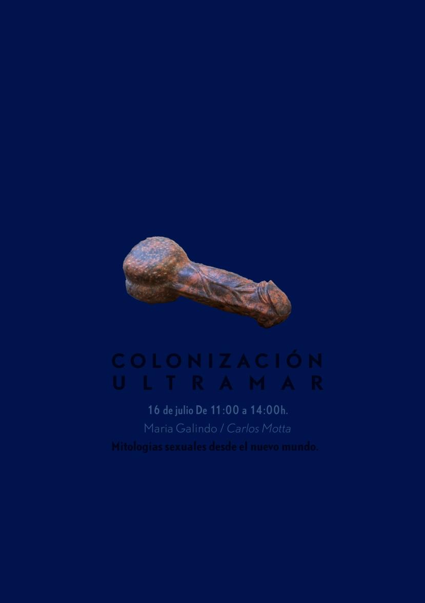 """""""Colonización Ultramar: mitologías sexuales desde el nuevo mundo"""" recomendación paramañana"""