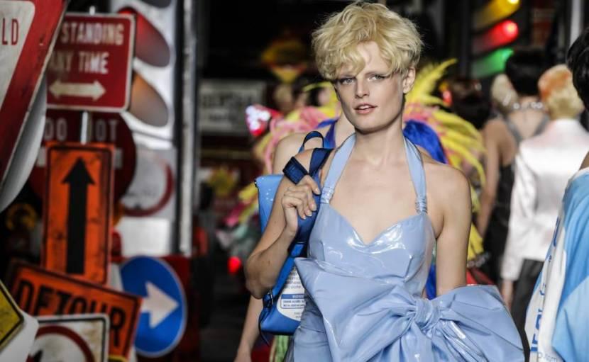 La modelo Hanne Gaby Odiele revela que esintersexual