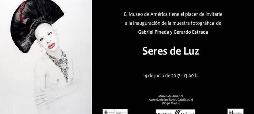 """World Pride 2017. Exposición """"Seres deluz"""""""