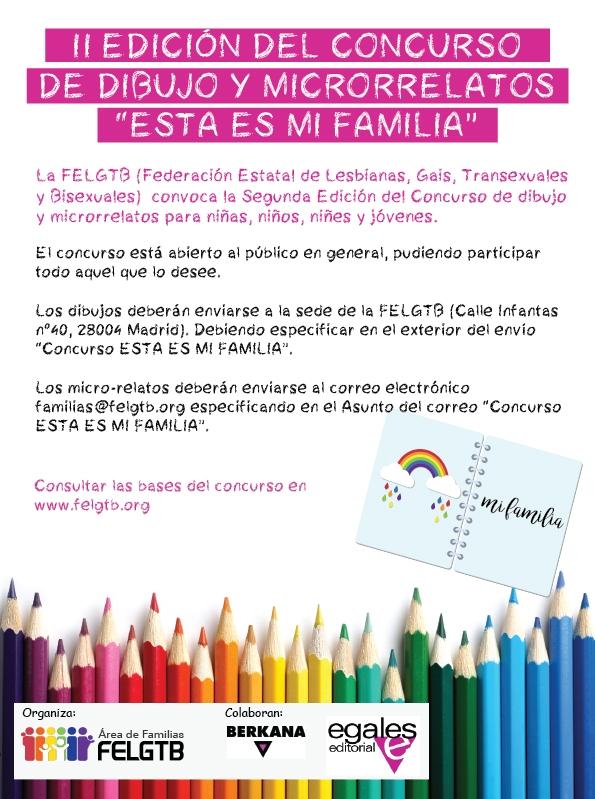 Imagen II Concurso Esta es mi Familia